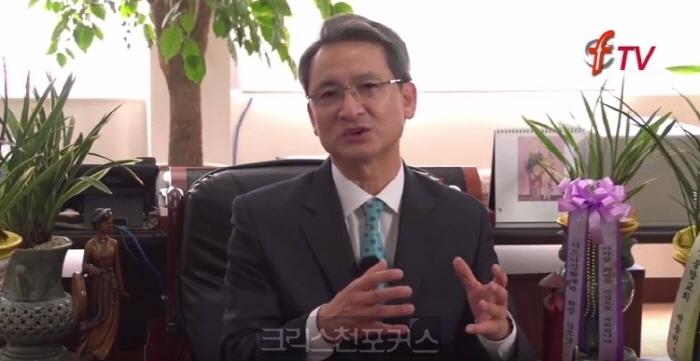 인터뷰/ 총회세계선교회(GMS) 이사장 김찬곤 목사