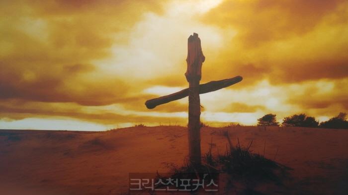 십자가에 못박힌 자만이 십자가를전파할수있다