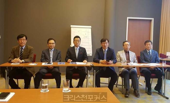 [크포TV] 통일준비위원장 김용대 목사가 말한다