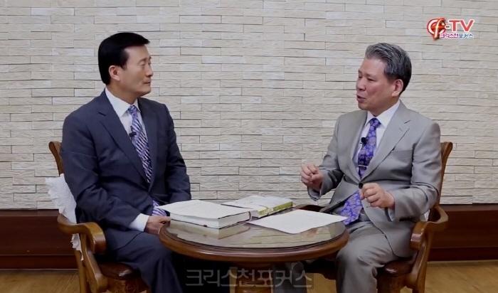 [크포TV] 저자와의 만남, 김현두 목사 요한계시록 주석