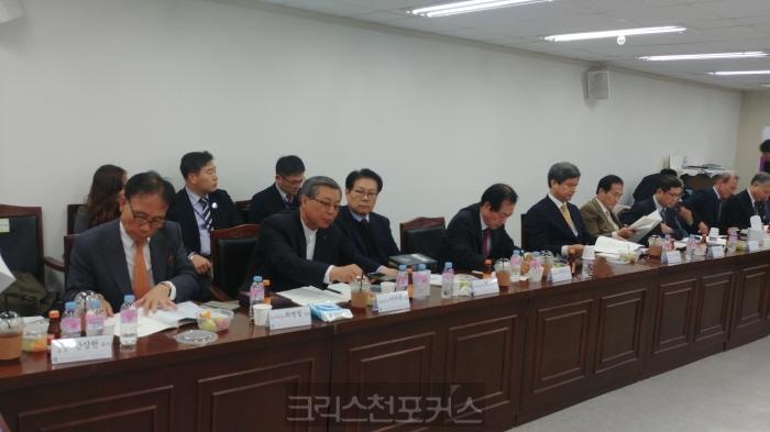 [크포TV] 이승희 총회장, 희망을 향한 변화의 동역