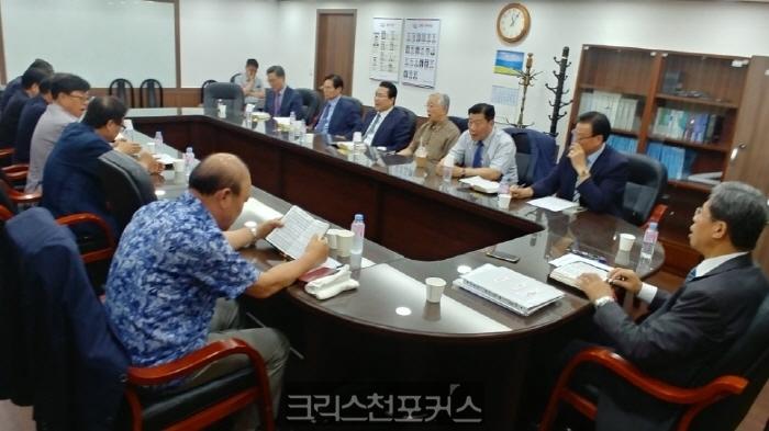 [논평] 총회장 직무집행정지가처분 쟁점, 신청 당사자적격 여부로 전망