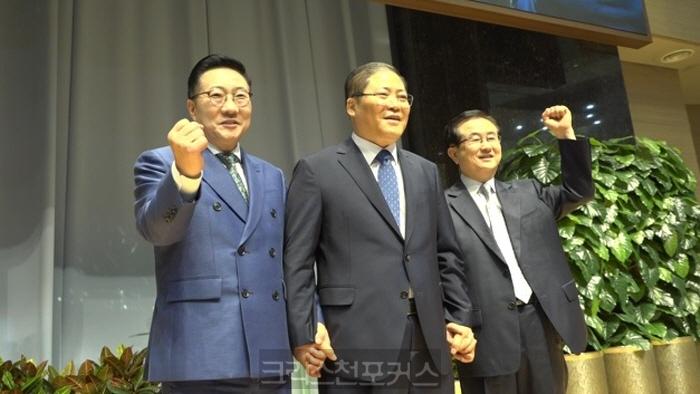 소강석 목사, 예장합동 부총회장 후보로 나선다