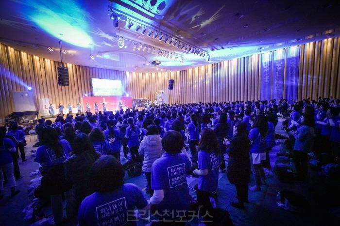 """한국교회와 함께 하는 전하리교회 수련회, """"바보목회"""""""
