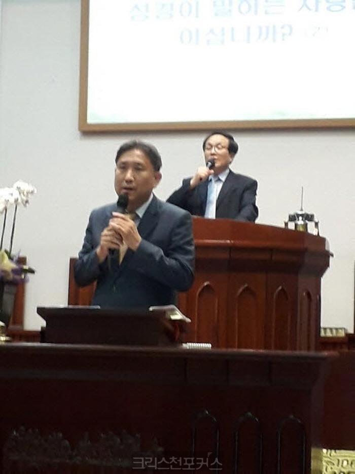 새순천노회, 담임목사 사칭 등 무법으로 교회 무너뜨려